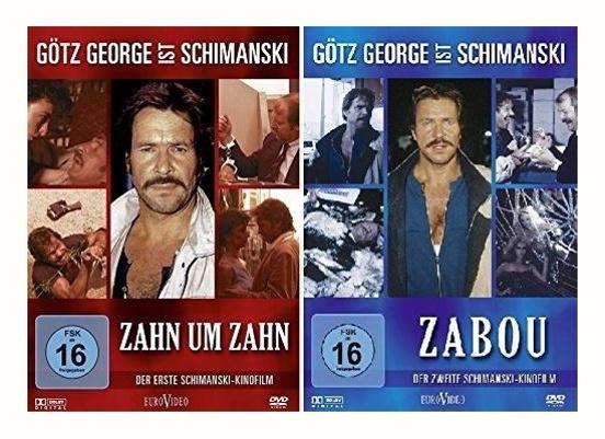 Schimanski DVD, díly Zub za Zub a Zabou