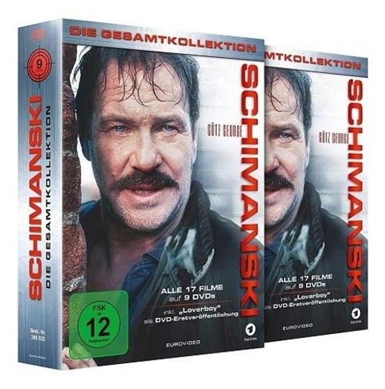 Schimanski, obal DVD nové série